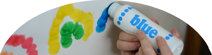 Ideas for Preschoolers: Do-A-Dot Art
