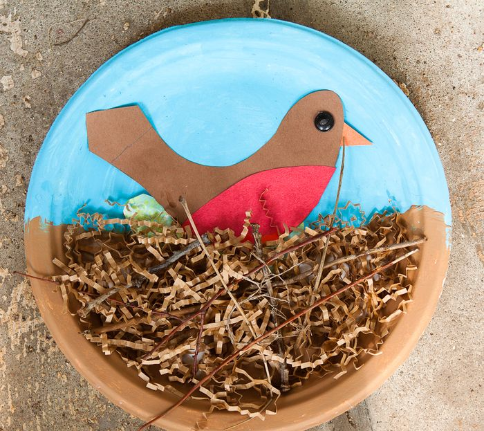 ideas for preschoolers birds